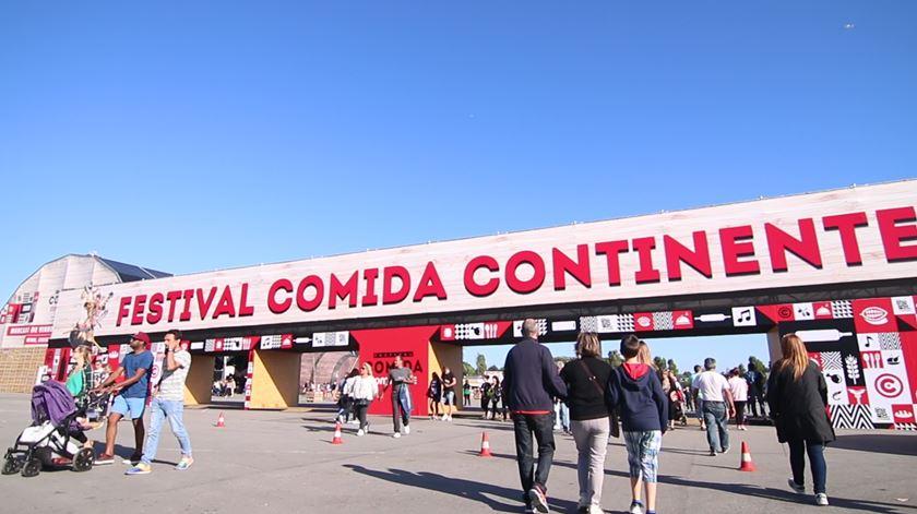 A Renascença não podia faltar ao Festival Comida Continente