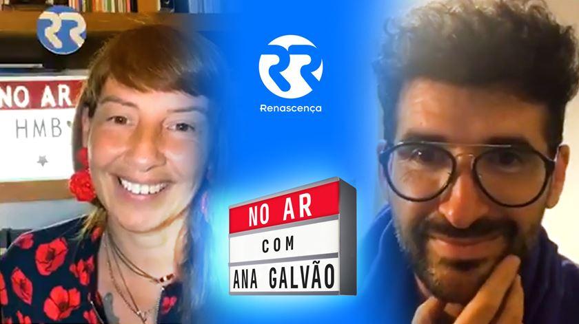 HMB No Ar com Ana Galvão