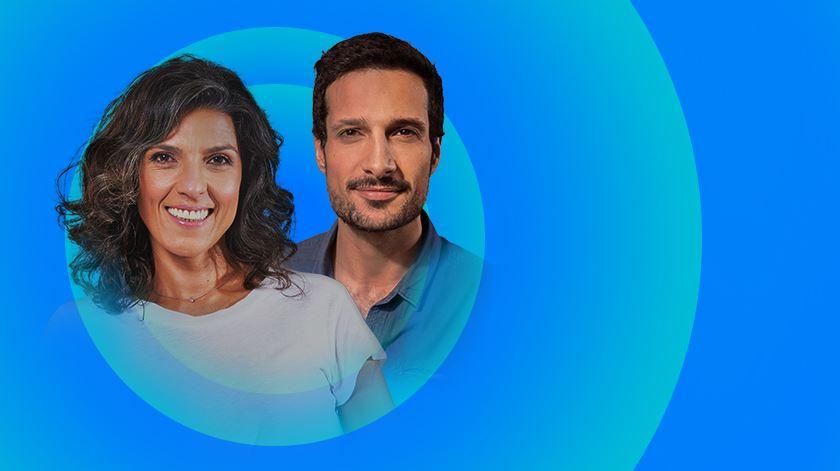 Sónia Santos e Renato Duarte assumem o comando das tardes da sua rádio