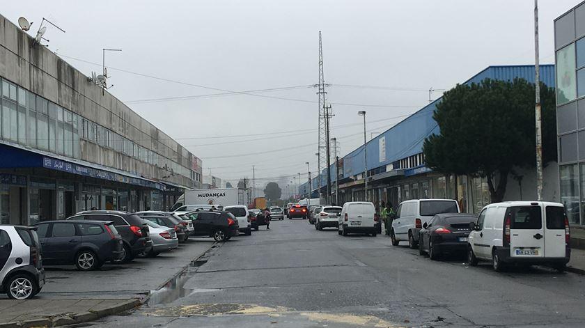 Maioria da comunidade está dedicada ao comércio. Foto: André Rodrigues/ RR