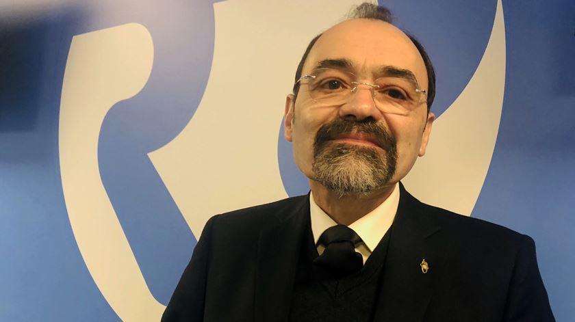 José Rueff Tavares na Manhã da Renascença. Foto: RR