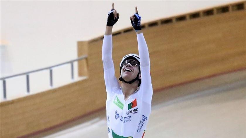 Ciclismo. Bronze para gémeos Oliveira