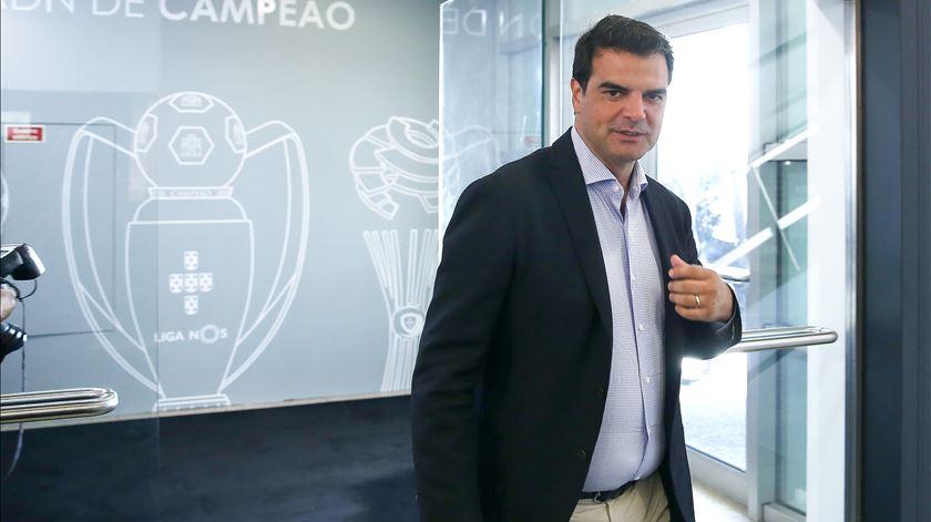 """Rui Pedro Soares: """"É impensável não se jogarem as jornadas que faltam"""""""