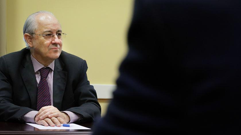 Rui Rio, durante reunião com a CAP. Foto: Manuel Fernando Araújo/Lusa