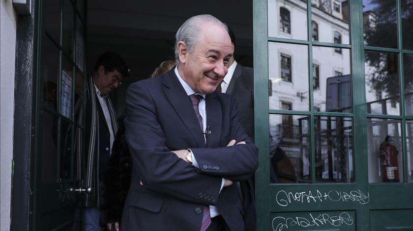 """Ouço histórias esquisitas"". Rui Rio levanta suspeita sobre campanha de Luís Montenegro"