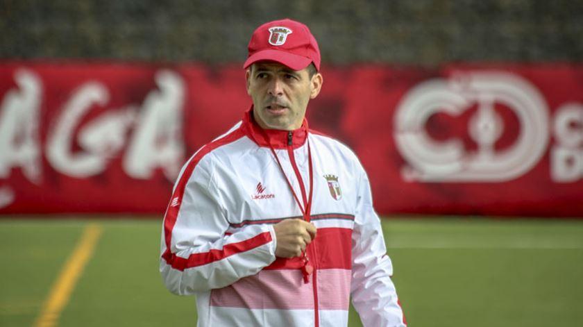 Antigo adjunto de Domingos Paciência é o novo treinador do Braga B