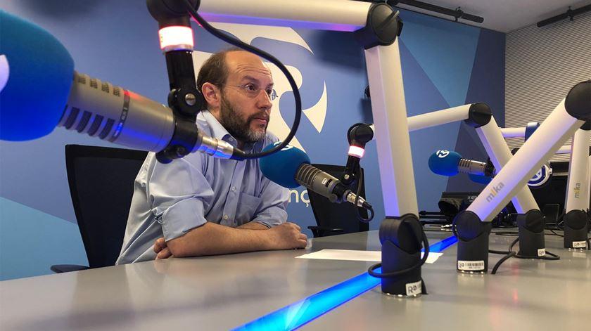 """Rui Tavares: """"A Europa tem de voltar a olhar para o futuro"""""""
