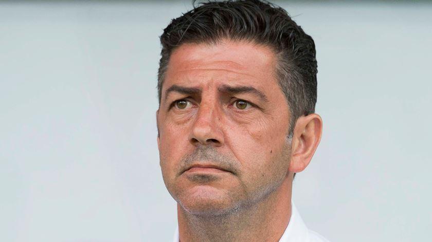 Rui Vitória prepara a temporada 2017/18. Foto: EPA
