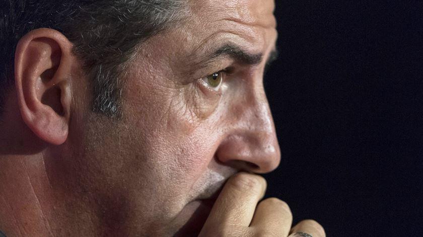 """Rui Vitória e o """"fosso"""" para a Europa. """"Fundamental não pensar que estamos na aldeia do Astérix"""""""