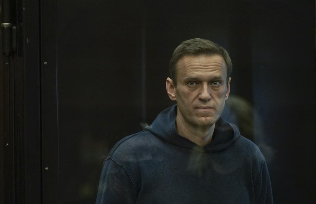 Alexei Navalny, opositor de Putin. Foto: EPA