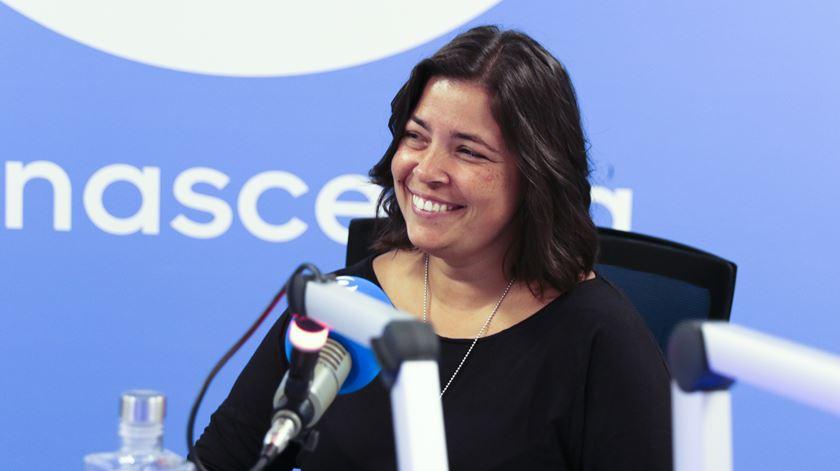 Entrevista Renascença. Paula Leça aceita convite de Cristiano Ronaldo para jantar