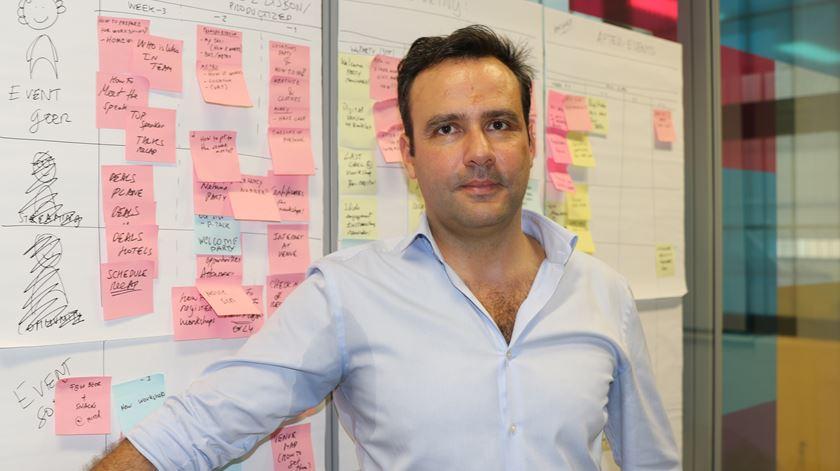 André Marquet, CEO da Produtized. Foto: João Carlos Malta/RR