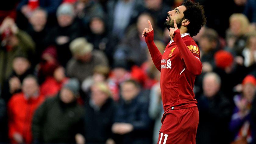 """""""Vai ser o melhor jogador do mundo"""". Egípcios em êxtase com Salah"""