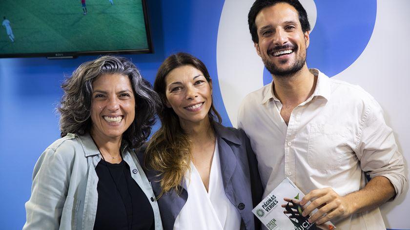 """A atriz é mentora do projeto de sustentabilidade """"Páginas Verdes"""". Conheça-o aqui"""