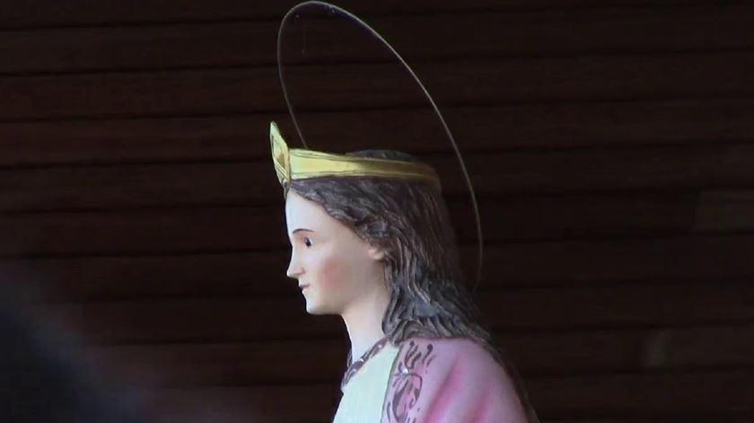 Santa Eufémia de Penedono. Oração atendida de forma inesperada. Foto: YouTube