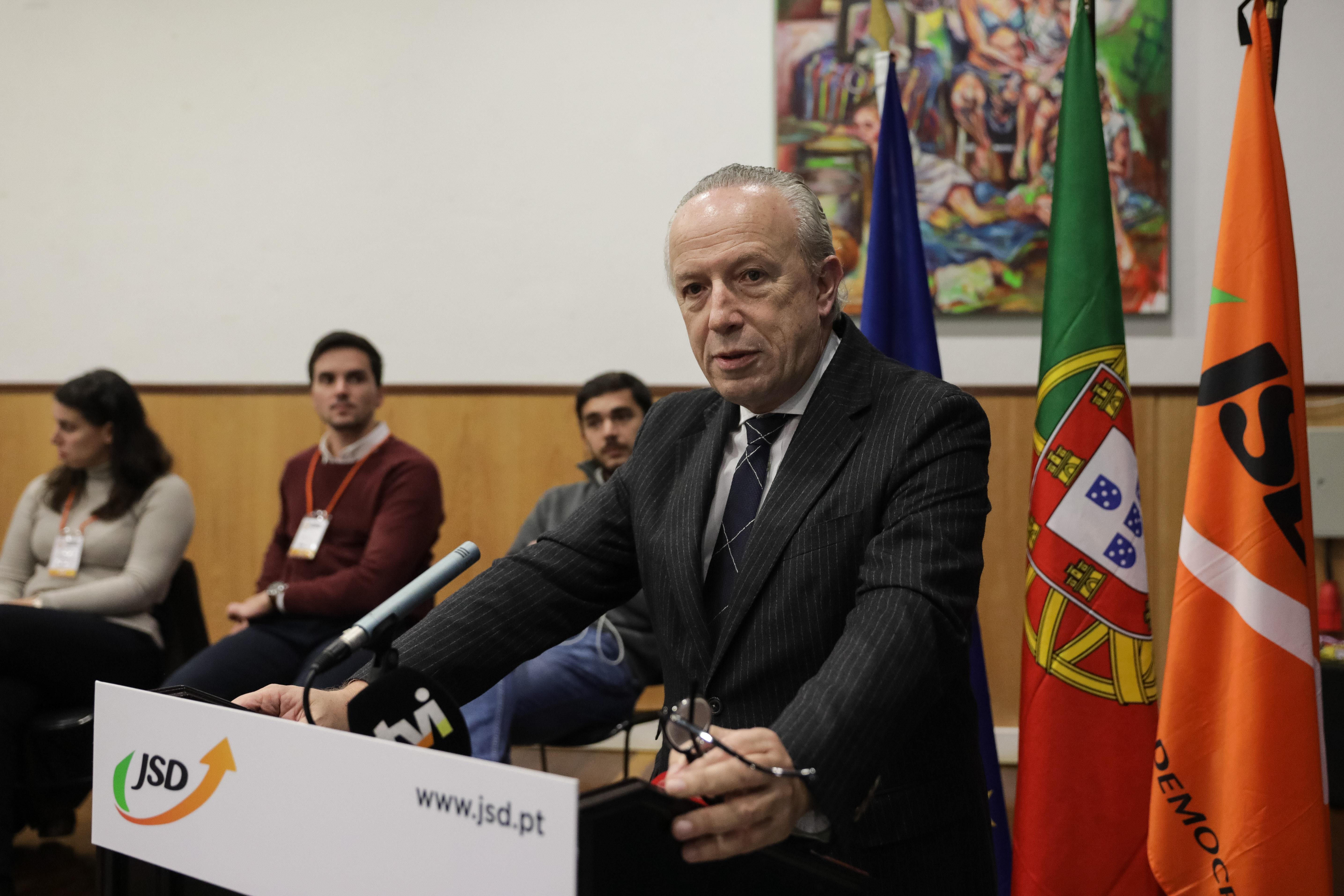Cancelado primeiro debate entre candidatos à liderança do PSD