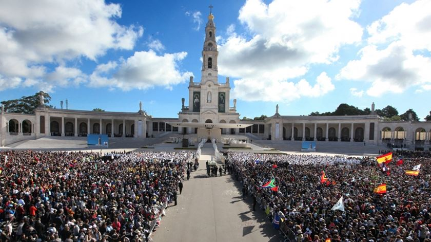 Foto: Santuário de Fátima