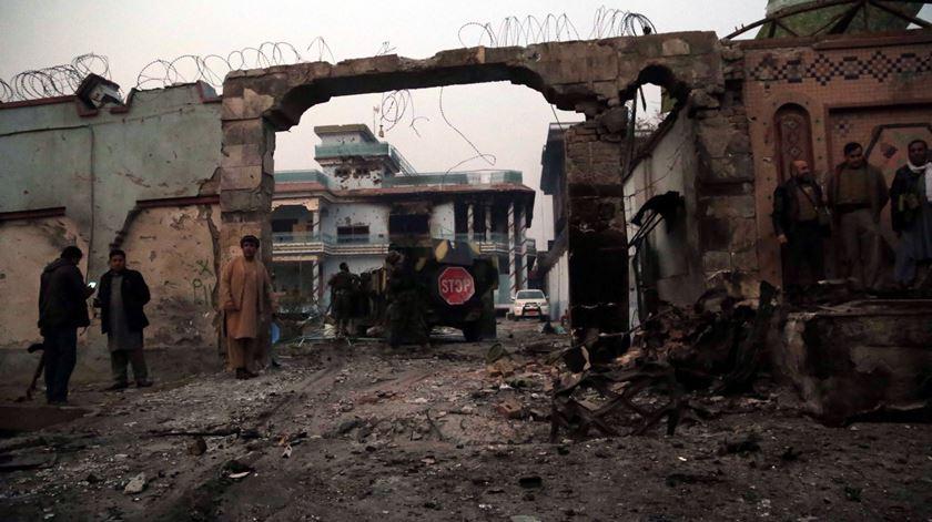 Ataque à Save The Children provoca pelo menos 11 feridos