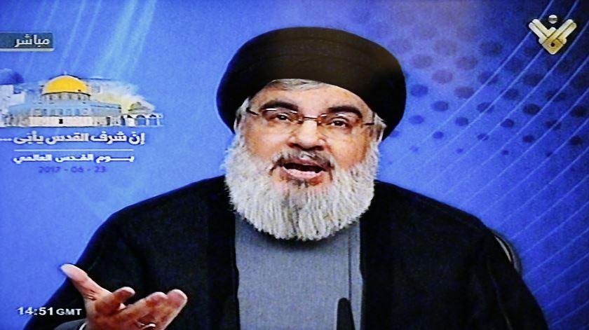 """Novas sanções dos EUA visam """"matar à fome"""" a Síria e o Líbano, diz Hezbollah"""