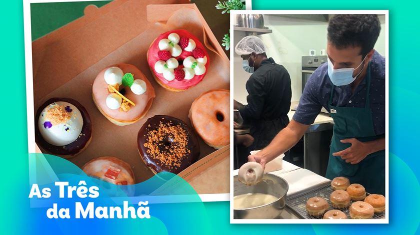 Os melhores donuts Vegan do mundo - As Três Da Manhã