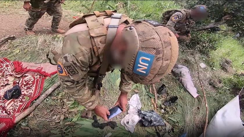 Militares portugueses entram em combate na Rep. Centro-Africana