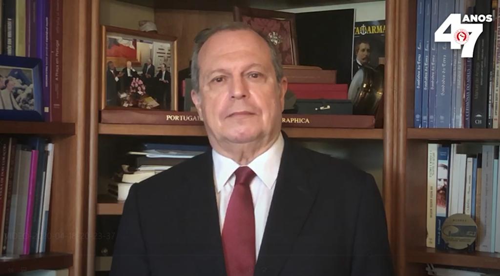 "Carlos César lança avisos aos ""inimigos declarados da democracia"". Foto: DR"
