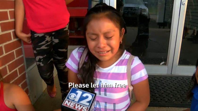 """""""Preciso do meu pai!"""" Filhos de imigrantes separados da família nos EUA (e muitos culpam Donald Trump)"""