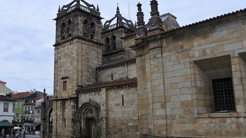 Sé de Braga. Foto: DR