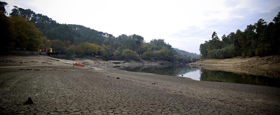 Seca em Viseu. Como uma cidade enfrenta a falta de água