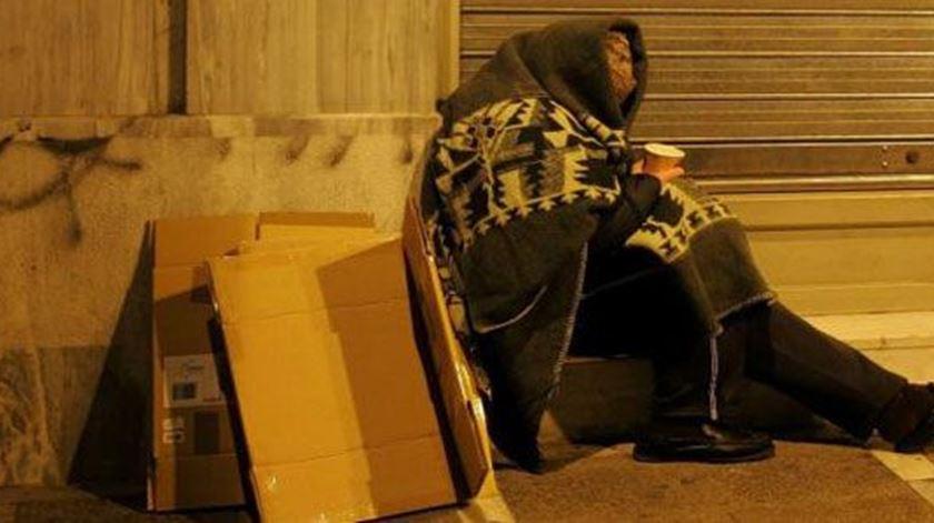 Bragança alberga pessoas sem-abrigo