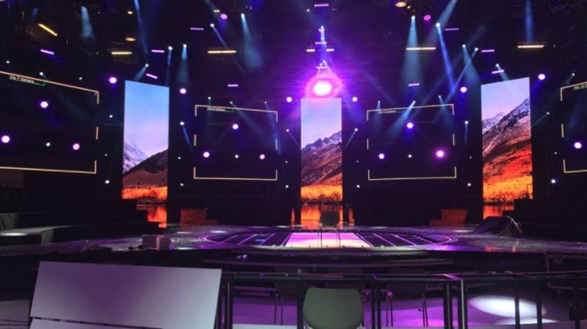 """PS questiona """"elevado número de voluntários"""" no festival da Eurovisão"""