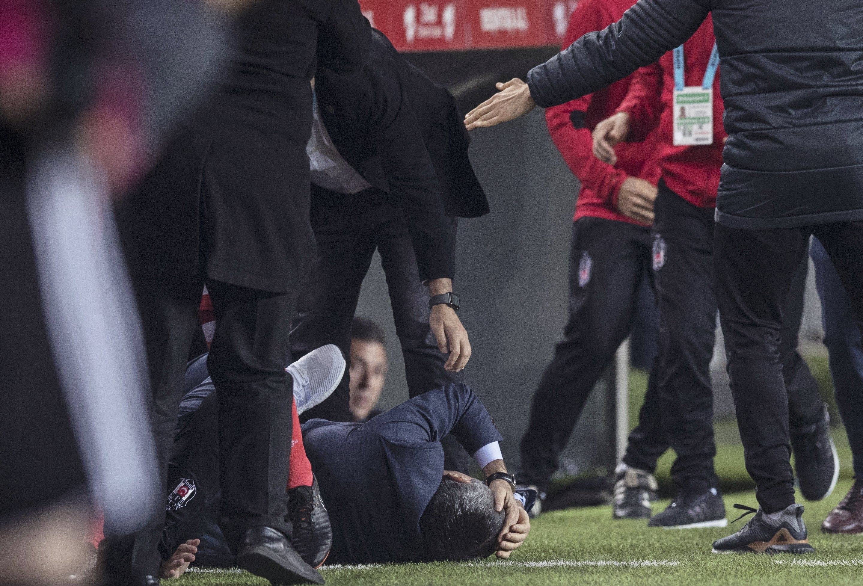Besiktas não vai comparecer no dérbi com o Fenerbahçe — Turquia