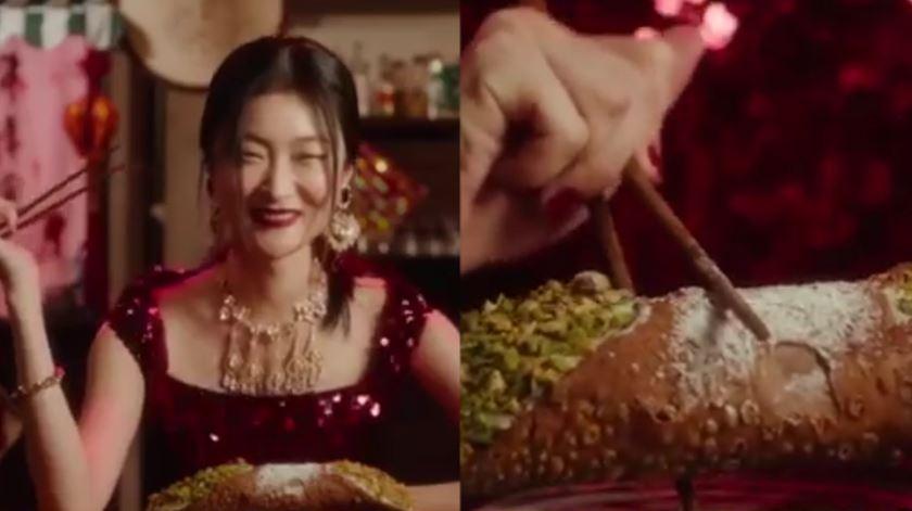 Anúncio polémico da Dolce & Gabbanna leva a cancelamento de desfile de Xangai