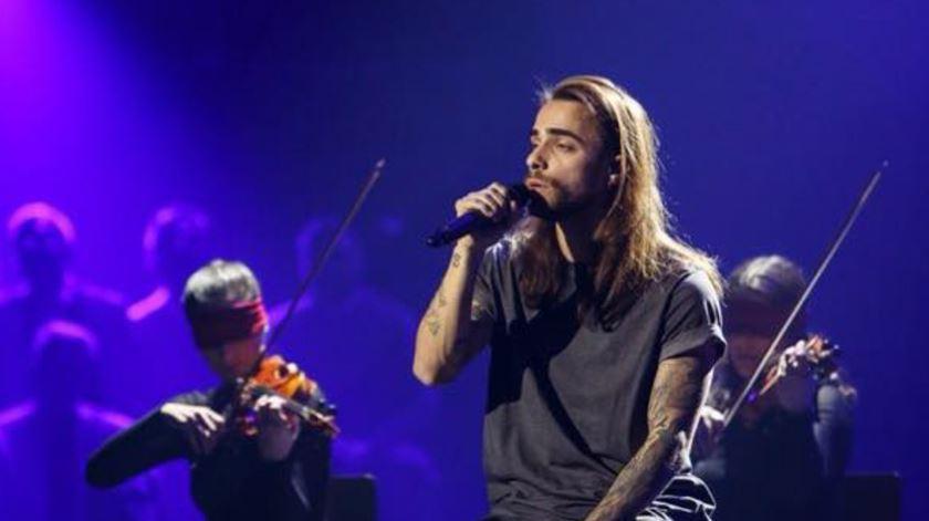 Canção que Diogo Piçarra é acusado de plagiar não é da IURD