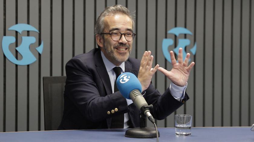 Entrevista a Paulo Rangel