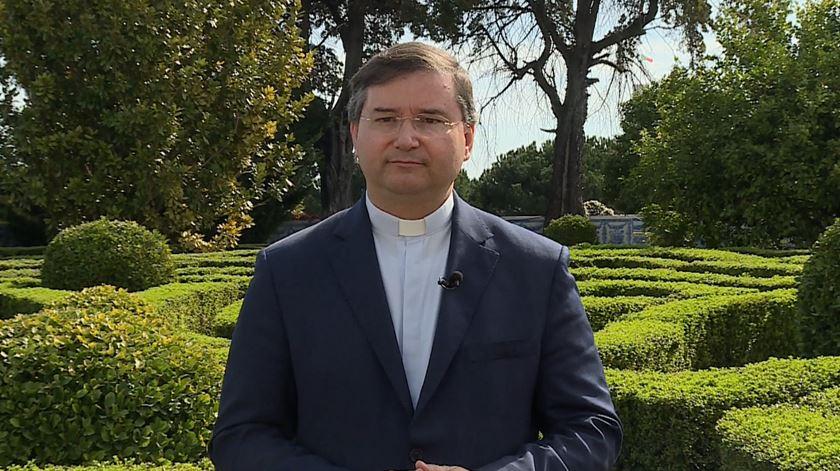 Padre Américo Aguiar nomeado bispo auxiliar de Lisboa