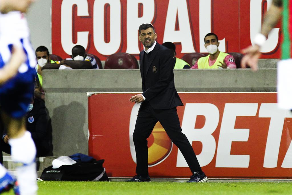 FC Porto venceu na Madeira por 2-1. Foto: Homem de Gouveia/Lusa