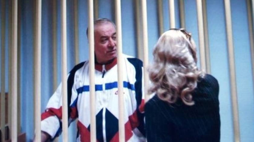 Sergei Skripal foi detido pelas autoridades russas em 2004. Foto: DR
