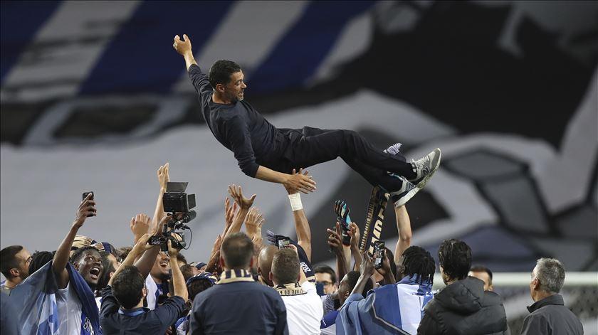 Com Sérgio Conceição ao leme, título do FC Porto não surpreende Rui Quinta