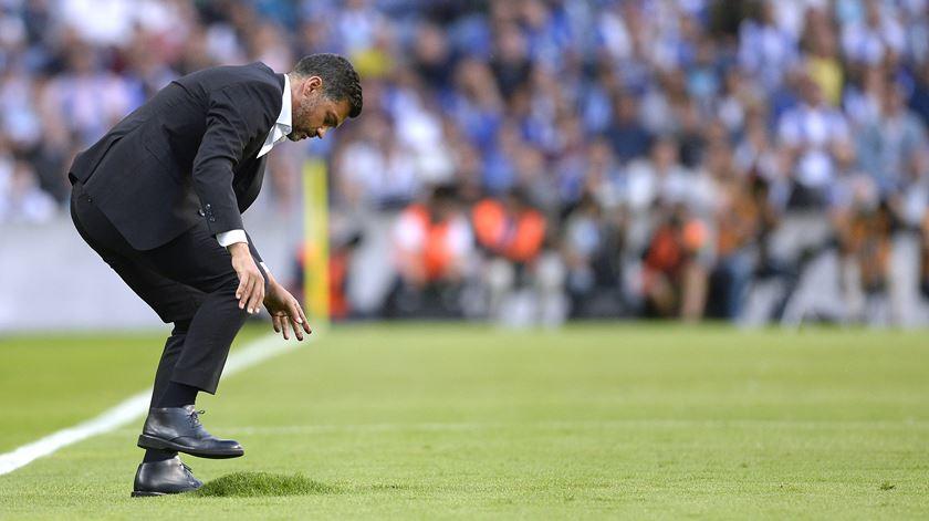 """Sérgio sente """"equipa motivada para dar a volta a momentos menos bom"""""""