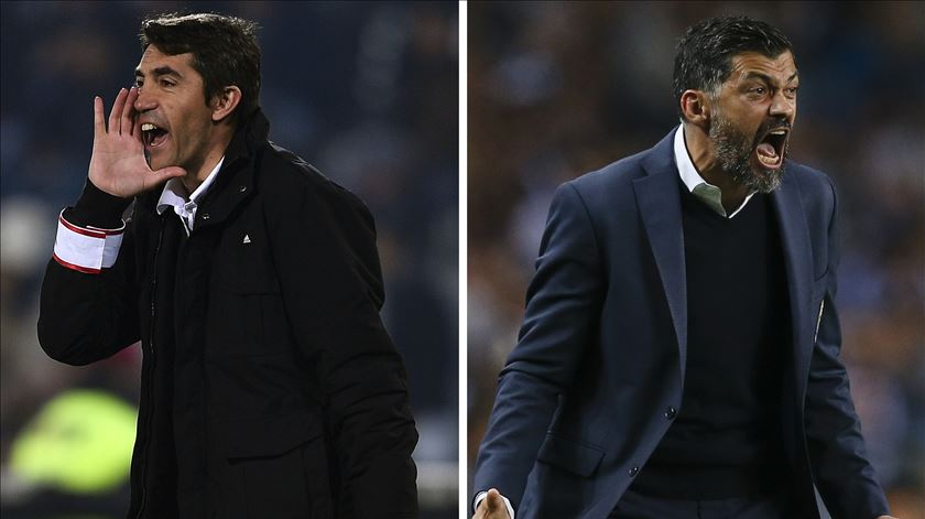 """Os riscos do clássico. """"FC Porto motivado e Benfica forte"""""""