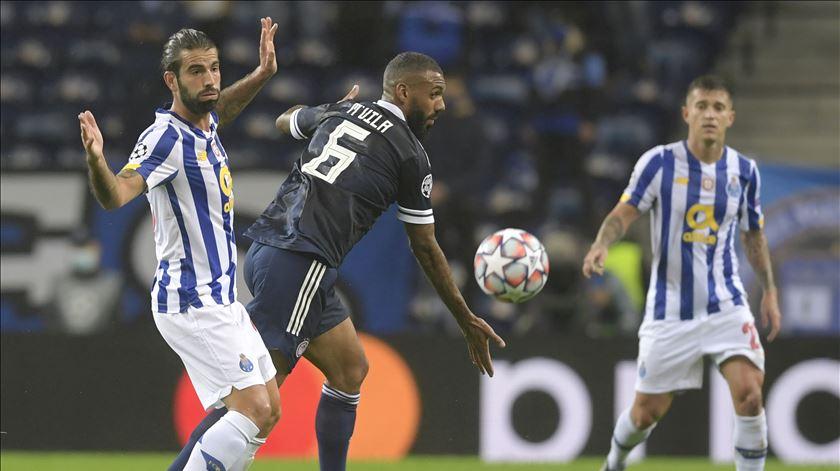 """""""FC Porto está muito macio e permeável"""""""