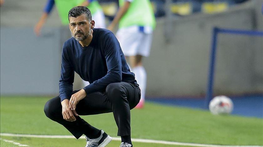 José Guilherme Aguiar aconselha FC Porto a renovar com Sérgio Conceição