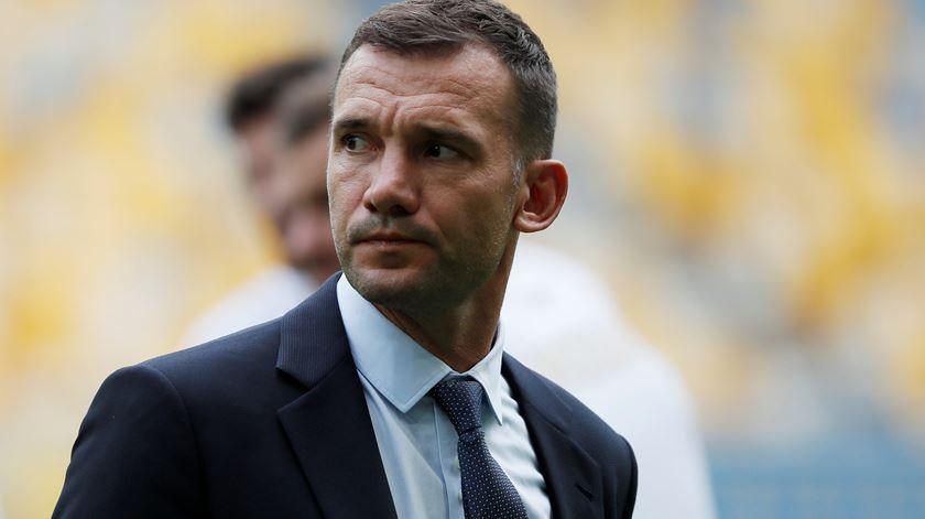 Shevchenko não se aconselhou com Paulo Fonseca