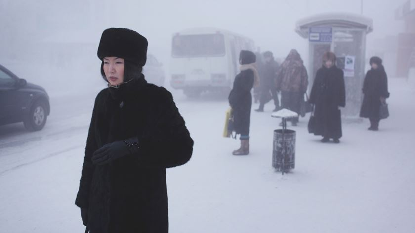 O Mundo em Três Dimensões - Frio negativo - 19/01/2018