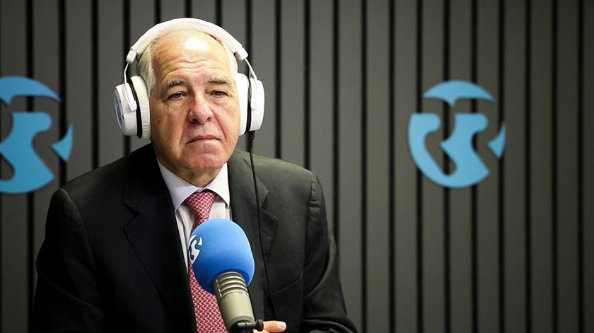 """Silva Peneda diz que """"seria um suicídio"""" se o PSD inviabilizasse o acordo de concertação social"""