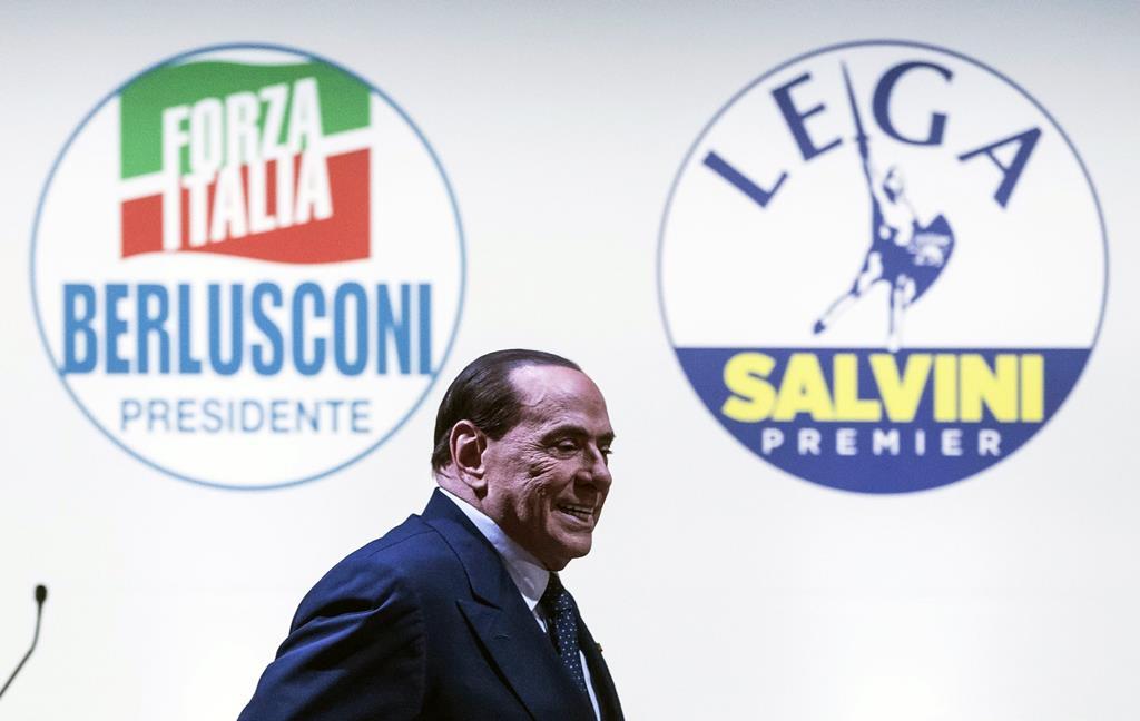 Silvio Berlusconi tem 84 anos e alguns problemas de saúde. Foto: Angelo Carconi/EPA