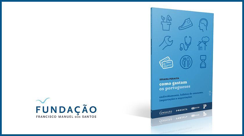 """Aqui Entre Nós - Livro """"Como Gastam os Portugueses"""""""