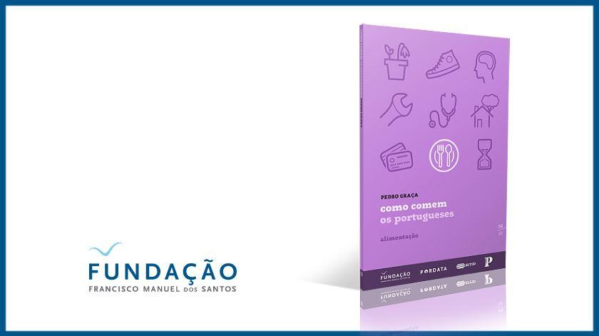 """Aqui Entre Nós - Livro """"Como Comem os Portugueses"""""""