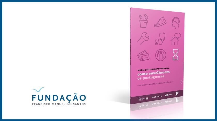 """Aqui Entre Nós - Livro """"Como Envelhecem os Portugueses"""""""